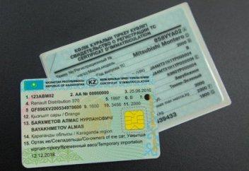 В Казахстане перейдут на техпаспорта с чипами