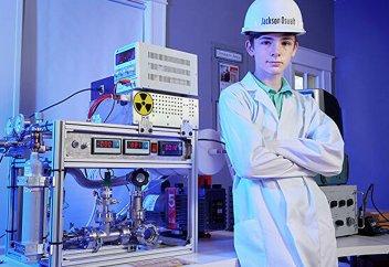 Подросток из США собрал термоядерный реактор дома (видео)