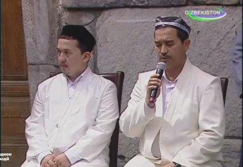 """""""Ясин"""" суресі. Өзбек қариының шебер оқуы"""