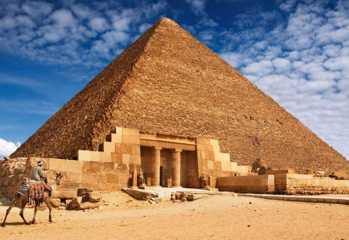 Тайны истории. Пирамида Хеопса