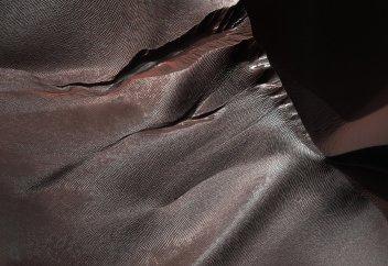 Фото из космоса: NASA показало удивительные дюны на Марсе (фото)