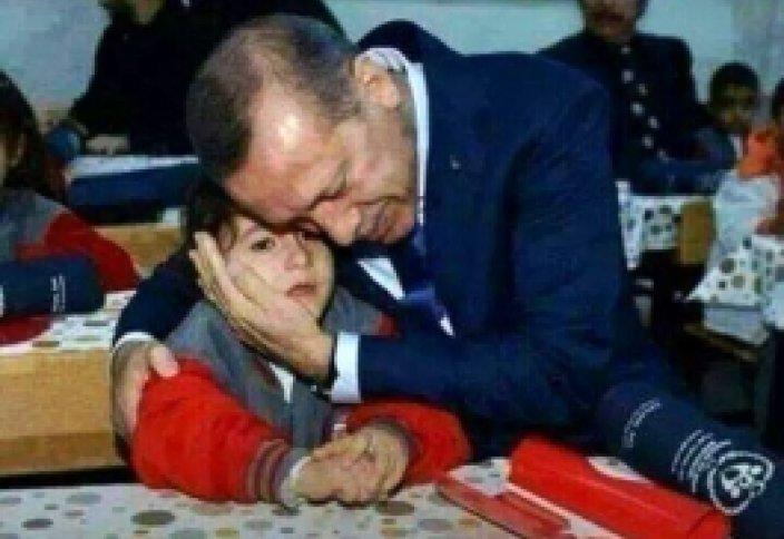 Түркия президенті әке орнына әке болды