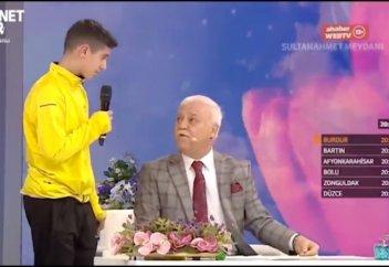 Тікелей эфирде Ислам дінін қабылдаған армян баласының әрекеті армяндарды шулатты (видео)