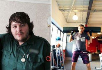 Врач весом 150 килограммов похудел вдвое ради пациентов