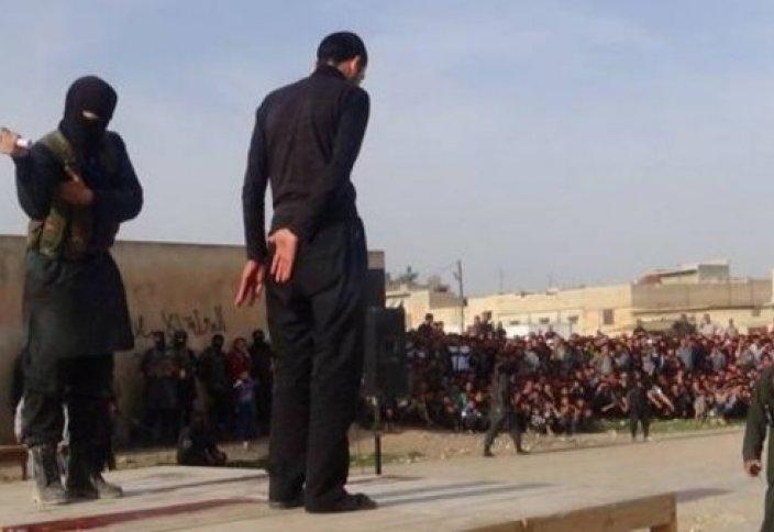 Бей своих, чтобы чужие боялись… или новые казни ИГИЛ