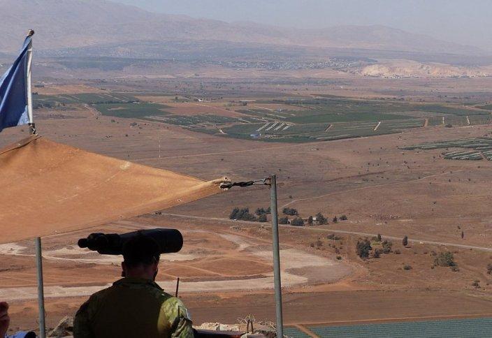 Шам жерінен Израил нені қалап отыр немесе мүддесі қандай