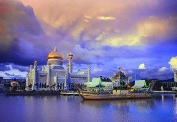 Исламская монархия Брунея: парадоксы карликового государства (фото)