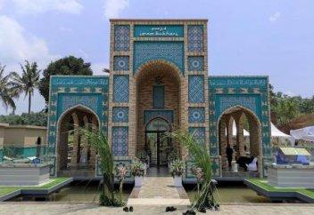 Разные: В Индонезии открыта первая мечеть, построенная в узбекском стиле