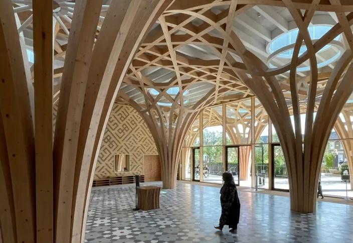 Эко-мечеть отобрана в шорт-лист престижной архитектурной премии