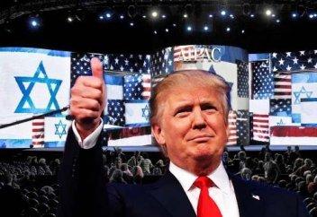 """Трамп мұсылмандар """"есебінен"""" еврейлердің ежелгі арманын орындайтын болды"""