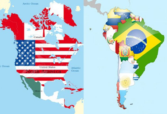 north and south america essay Factory vs plantation factory vs plantation in the north and south: write an expository essay that uses examples from the lesson to compare and contrast.