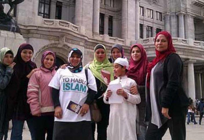 Нельзя винить новообращенных мусульман во всем, что происходит в мире