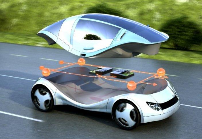 Siemens компаниясы электромобилді көлікті жетілдіретін болды