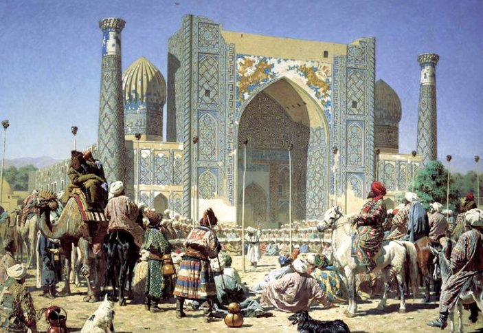 Как жители Самарканда приняли Ислам (пример справедливости Ислама)