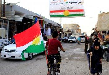 Иракские курды проведут референдум о независимости