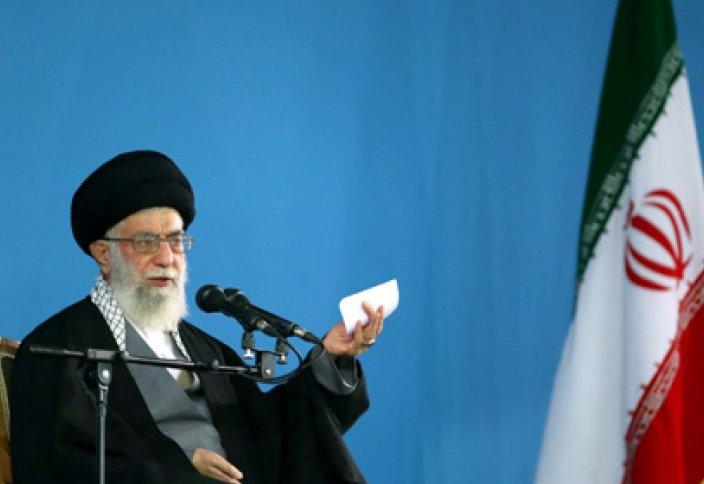 Иран Еуропаға сес көрсетті