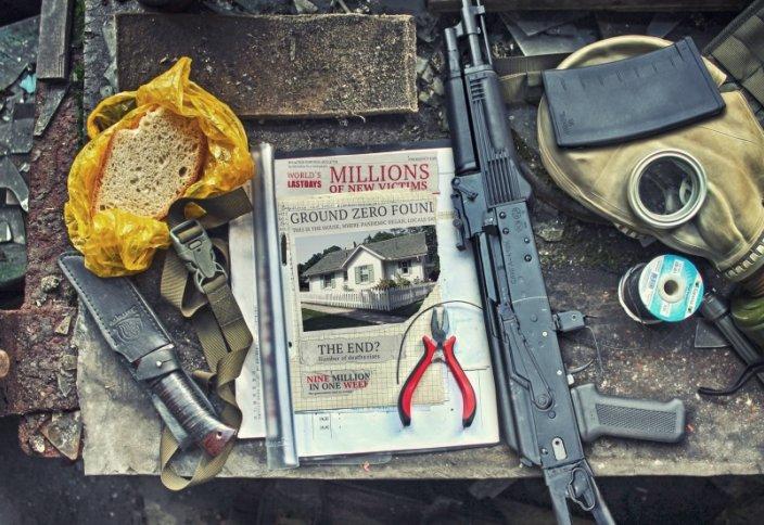 Афганские военные меняют автомат на хлеб