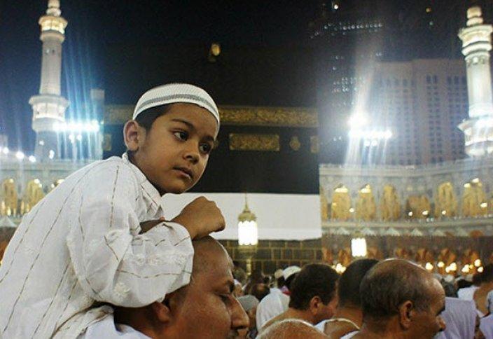 Саудовская Аравия: запрет детям на хадж