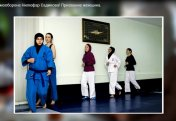 Призвание женщина. Тренер по самообороне Нилюфар Садикова