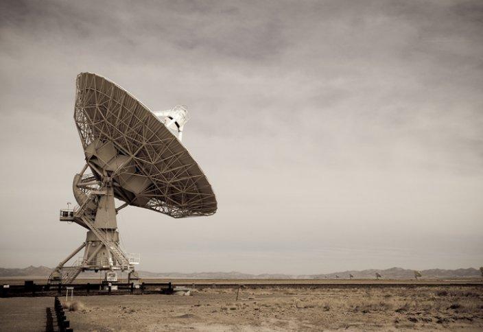 Загадочный радиосигнал из космоса