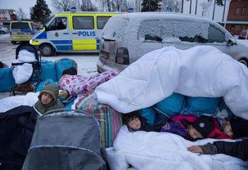 Швецияда балалар жаппай жоғалып жатыр