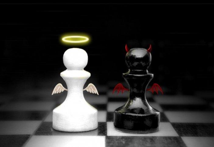 Причина создания дьявола и другого зла