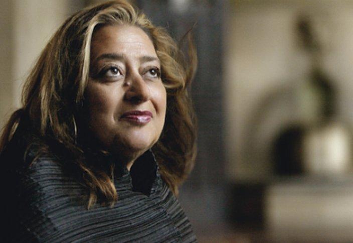 Заха Хадид – первая женщина-суперзвезда современной архитектуры. (Фото)