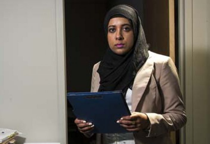 Хиджаб не помеха в адвокатской сфере