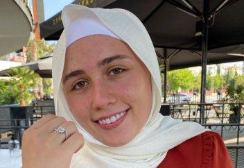 Разные: Латвийская спортсменка приняла ислам и попросила уважать ее выбор