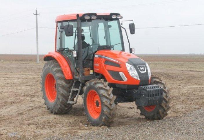ОҚО-да алғаш рет трактор шығарылатын болады