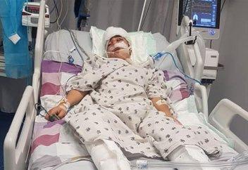 Израильские солдаты выстрелили в лицо 14-летнему палестинцу