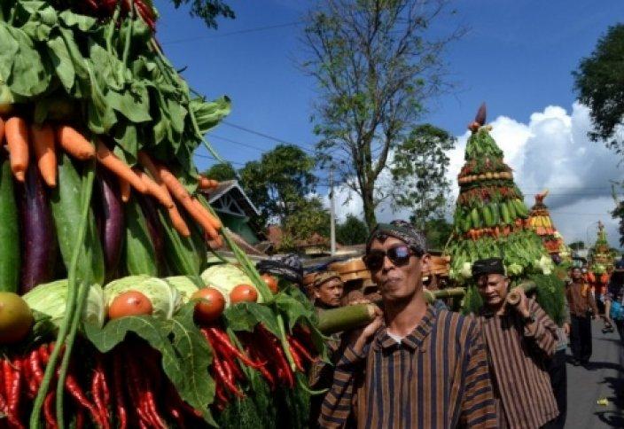 Ньядран – уникальная традиция встречи Рамадана в Индонезии