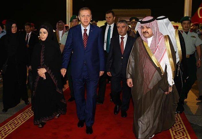 Умра Президента Турции