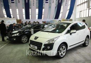 Названы самые востребованные модели казахстанских авто