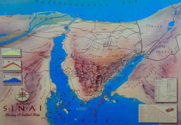 Синайский канал. Как заселить пустынный полуостров