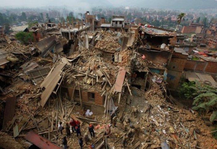 Қазақстан Непалға гуманитарлық көмек жібермек