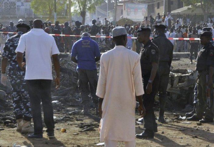 7-летняя террористка-смертница подорвала себя, унеся за собой 5 жизней