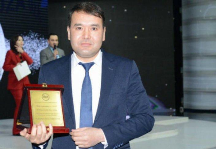 В Узбекистане Человеком года стал этнический казах Расул Кушербаев