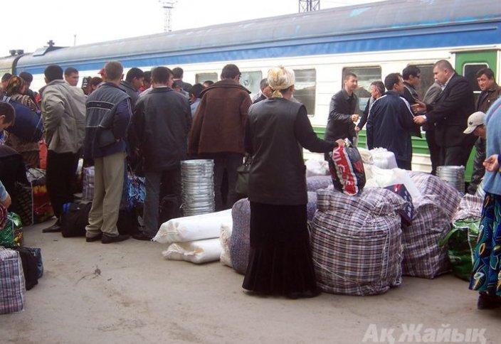 Еліміздегі ішкі миграция 60 753 адамды құраған