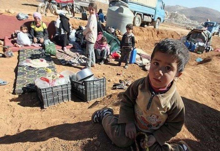 Cириялық босқындардың 5 пайызын дамыған елдер қабылдауы тиіс