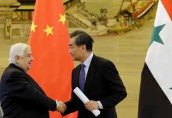 Китай назвал три условия нормализации ситуации в Сирии