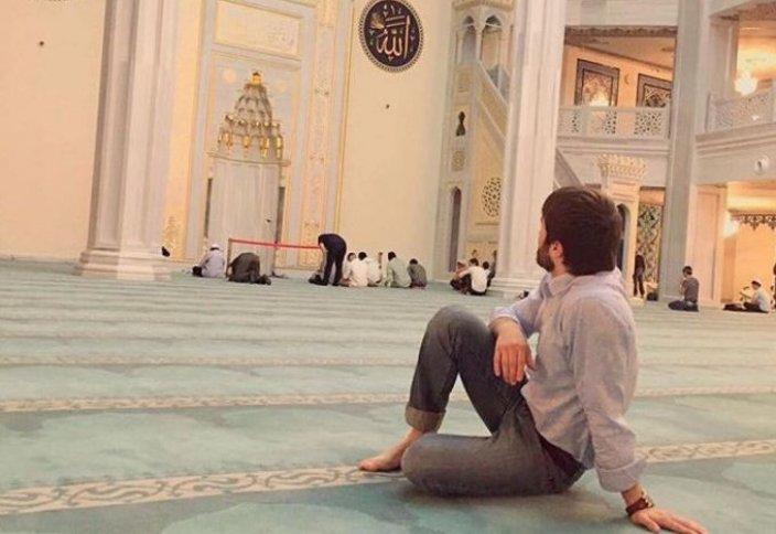 Казахстанец Максим Келлер: Какое это счастье быть мусульманином!