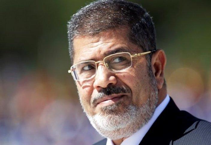 Турция: Акция протеста против смертного приговора Мухаммеду Мурси