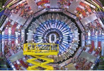 Китайский ускоритель частиц способен разорвать ткань пространства-времени?