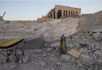 Новые факты подтвердили намеренную бомбардировку сирийских больниц российскими самолетами