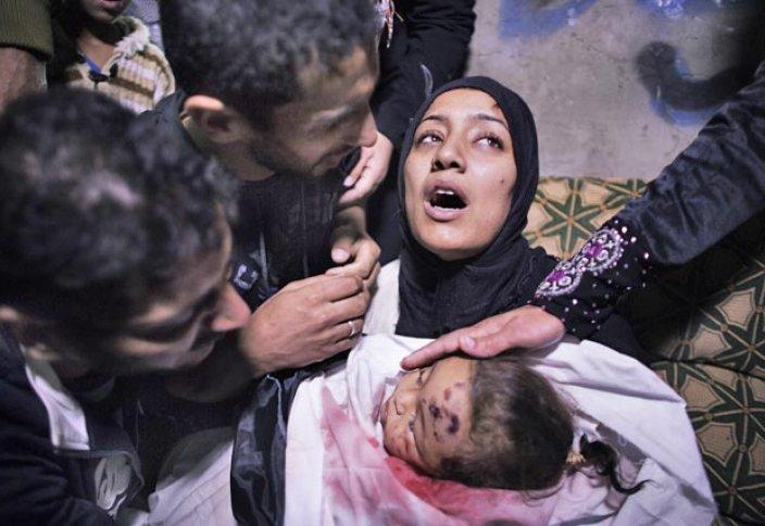 Израилдіктердің қолынан қаза тапқан палестиналық балалар жайындағы дерек жарияланды