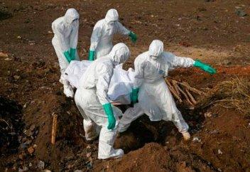 Разное: Более 200 человек в Конго стали жертвами лихорадки Эбола