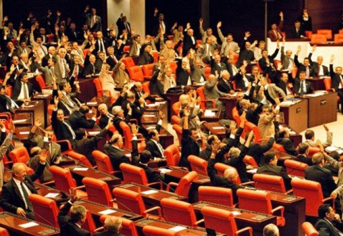 Работа Парламента Турции обновлена