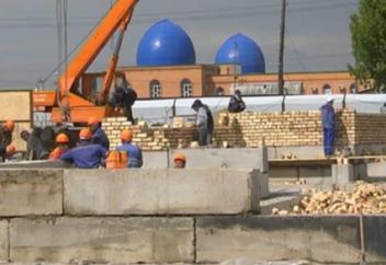 Возле мавзолея Ахмета Яссауи сделали страшную находку (видео)