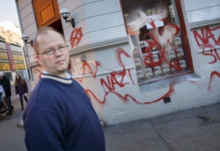 Норвегиядағы PEGIDA көсемі мұсылмандар көмегінен бас тартты